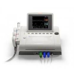Cardiotocographe gémellaire F3 DUAL PACK ECRAN COULEUR + VCT