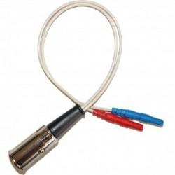 Câble raccord pour sonde connecteur Din